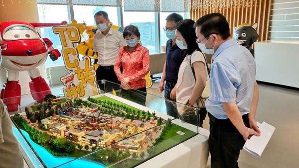 王月琴带队赴广州开展数字创意产业调研_600.jpg